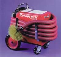 Rotobrush Machine